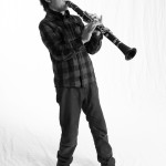 © 2019 Pablo Fernandez. La Chaux-de-Fonds, mai  2019. Elève de saxophone ou de clarinette  du collège musical.