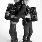 © 2019 Pablo Fernandez. La Chaux-de-Fonds, mai  2019. Elève d'accordéon  du collège musical.