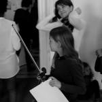 © 2019 Pablo Fernandez. La Chaux-de-Fonds, 4 mai  2019. Rencontres et découvertes de divers instruments lors de la fête du collège musical.