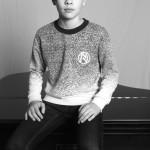 © 2019 Pablo Fernandez. La Chaux-de-Fonds, décembre 2019. Elève de piano  du collège musical.